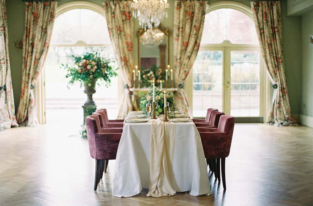 tablescape charlton house