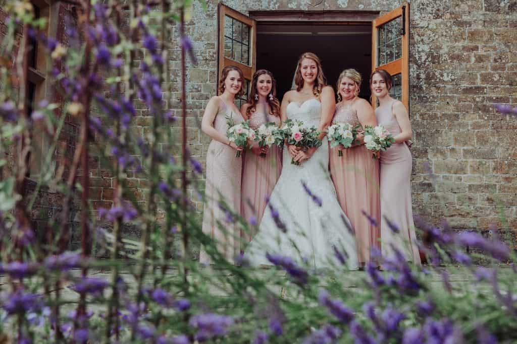 chaffeymoor grange bridesmaids