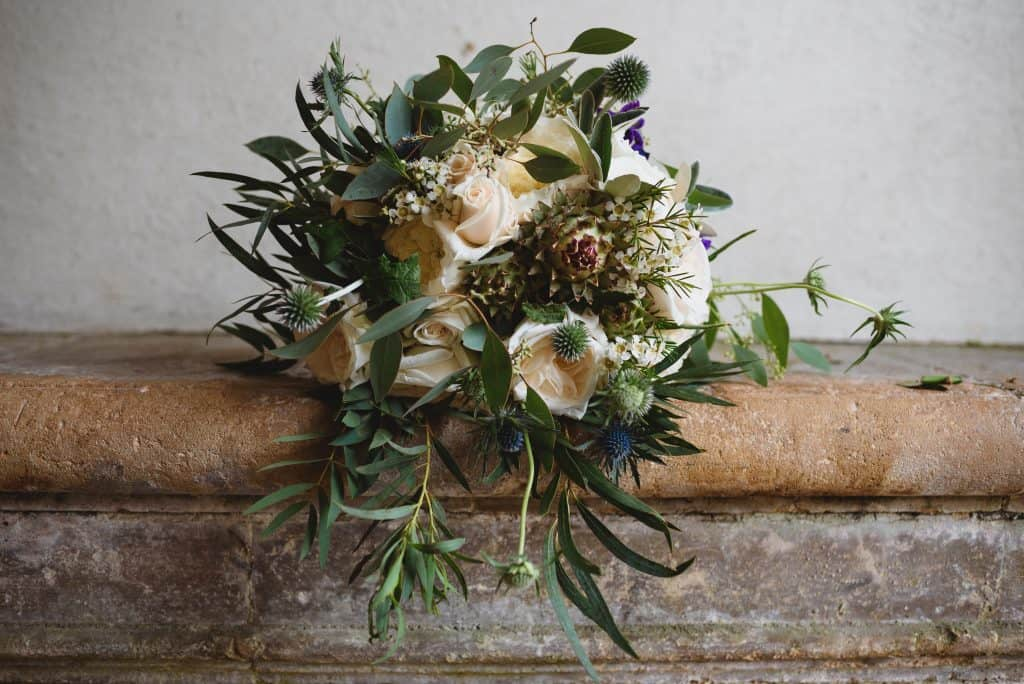 bridal bouquet somerset