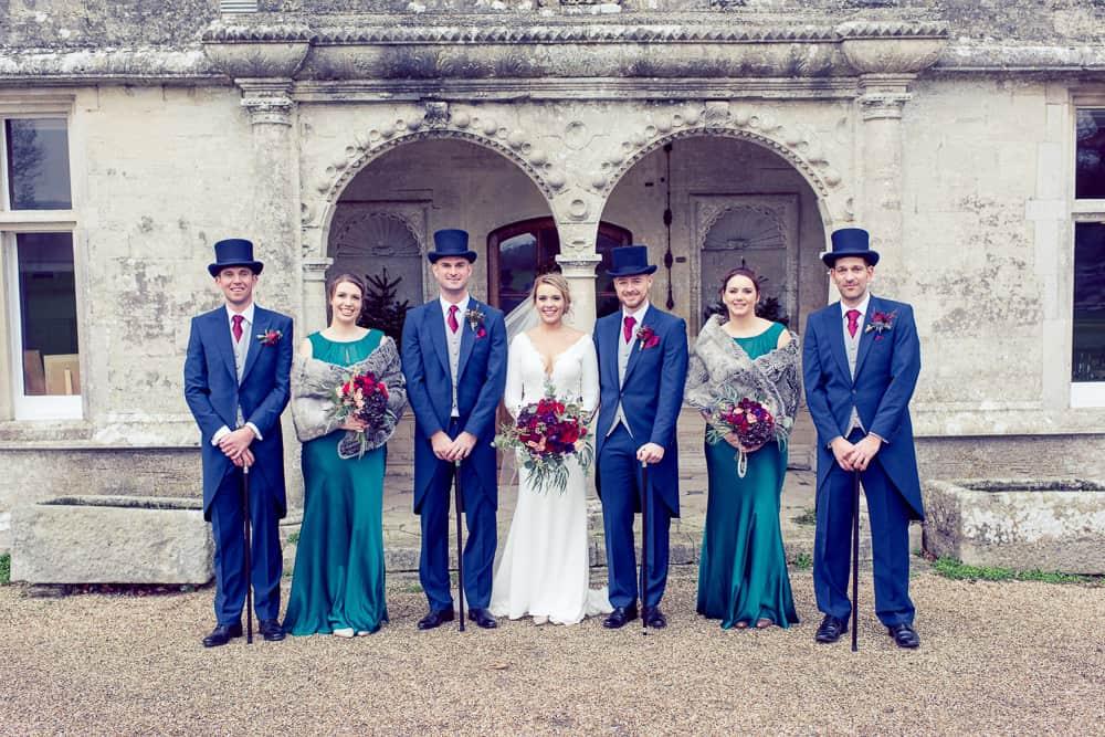 warmwell Dorset wedding flowers
