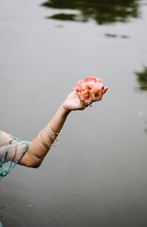 editorial shoot wedding florist somerset
