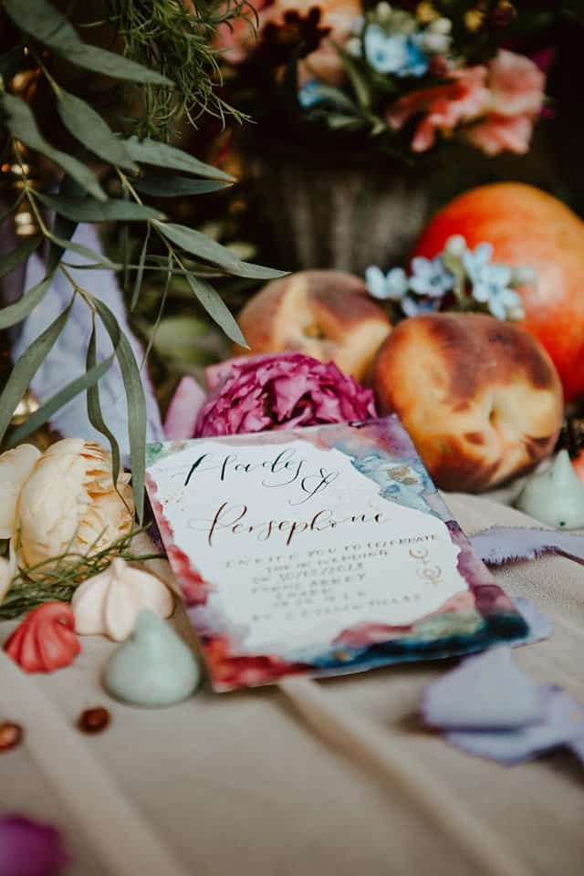 stationery by flick and flourish