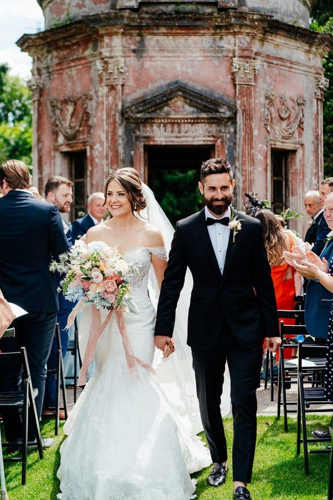 Angela Ward Brown | Larmer Tree | Fleur Provocateur | Wedding flowers florist somerset dorset