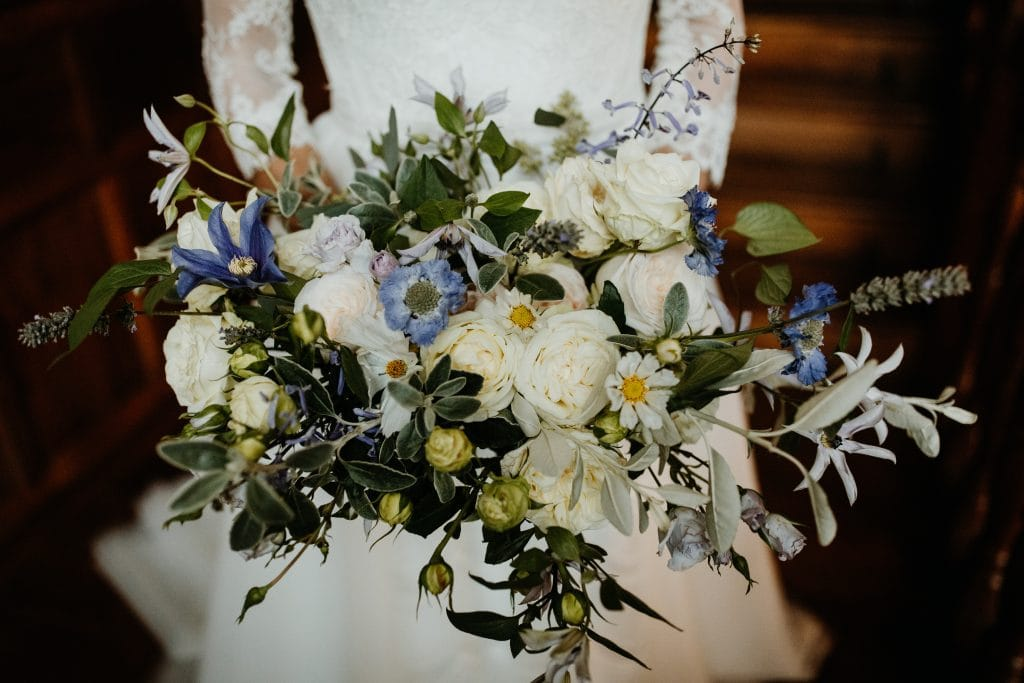 Somerset Dorset wedding florist flowers