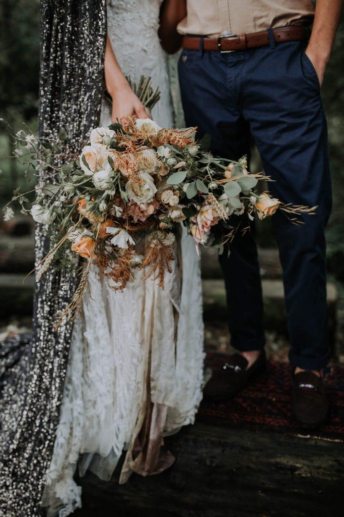 fleur provocateur Somerset Dorset wedding florist