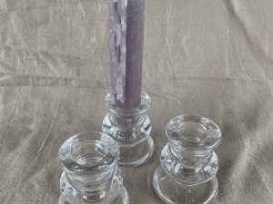 glass candle hire Dorset Somerset