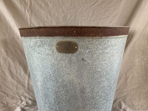 galvanised pot hire for tree
