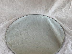 circular mirror plate hire Dorset Somerset