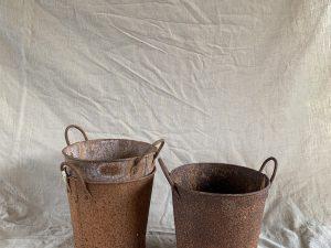 rusty vases hire Dorset Somerset