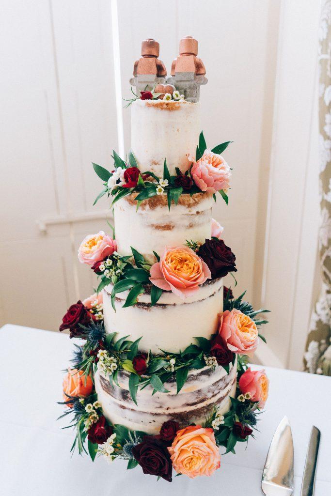 Casey Avenue | North Cadbury Court | Somerset wedding flowers | fleur provocateur3