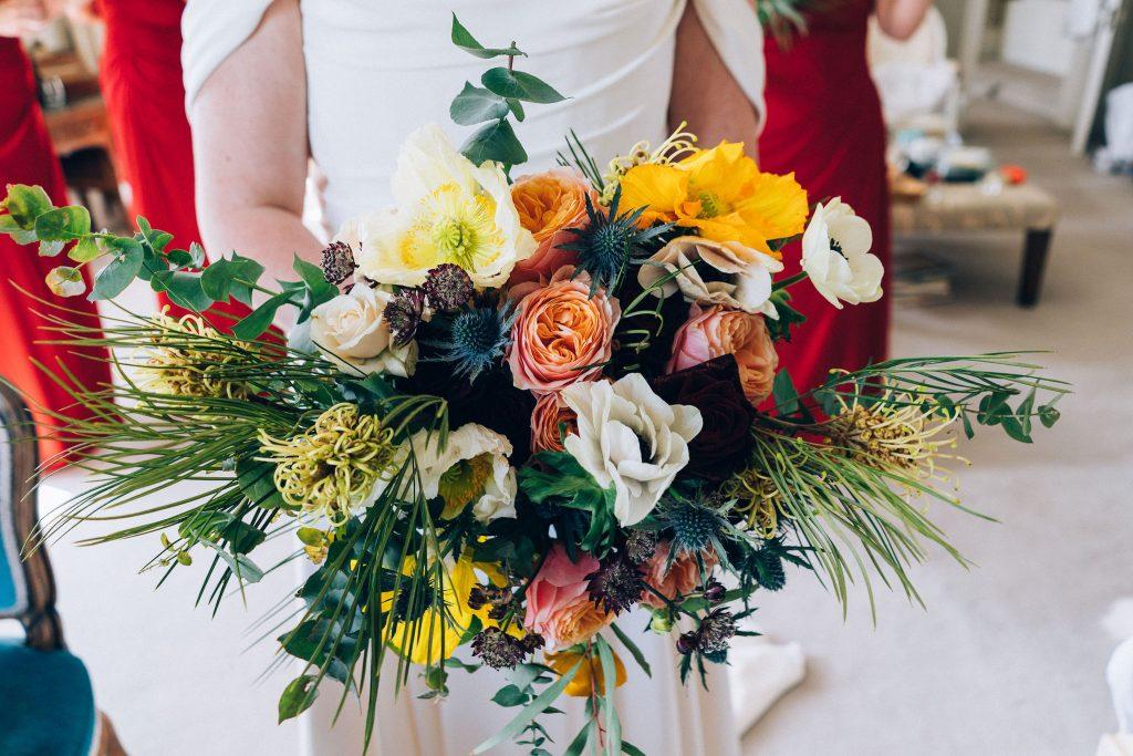 Casey Avenue | North Cadbury Court | Somerset wedding flowers | fleur provocateur5