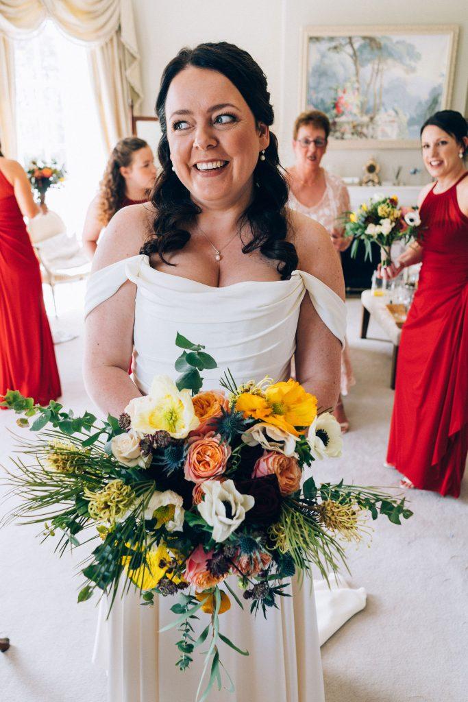 Casey Avenue | North Cadbury Court | Somerset wedding flowers | fleur provocateur6